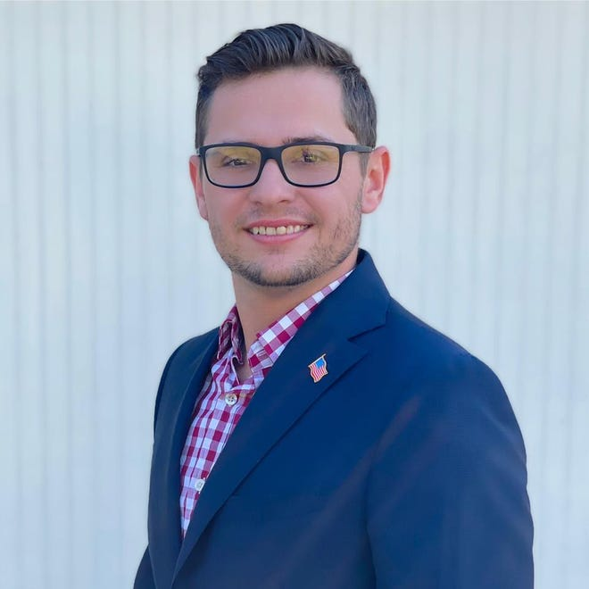 Jonathan Foley won a special election Tuesday, April 13, 2021, for a seat on the Port Orange City Council.