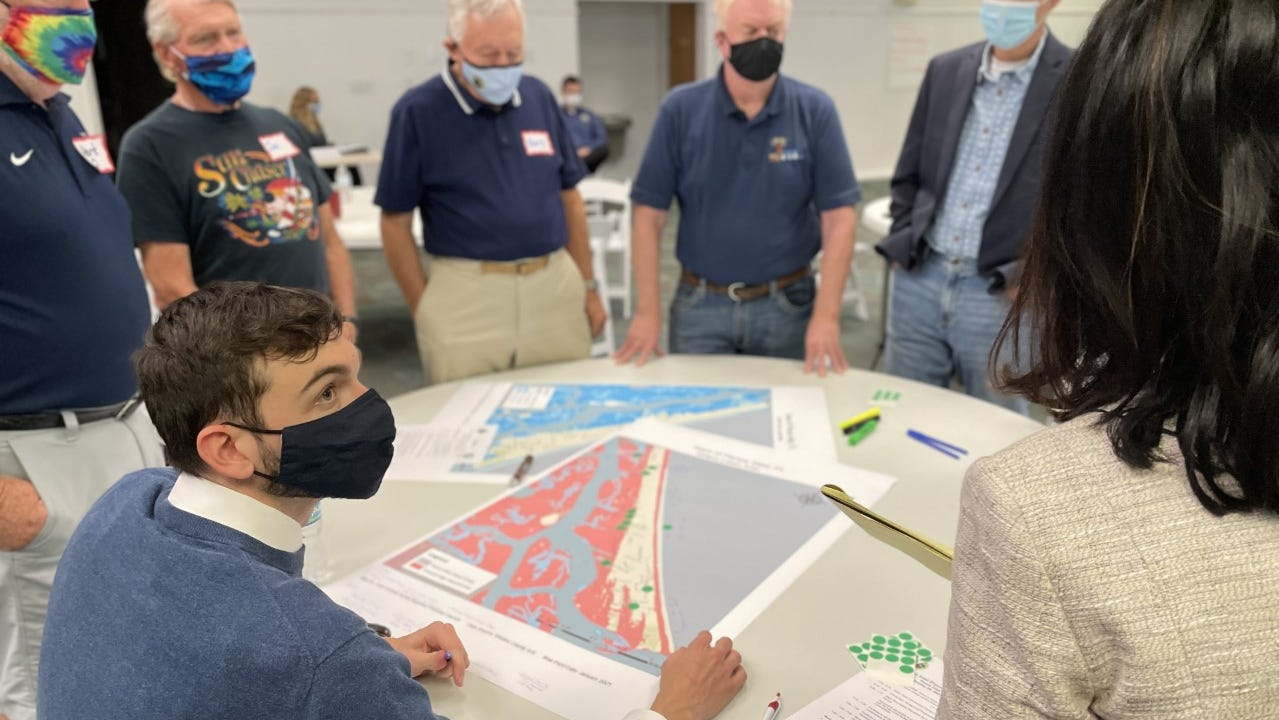 Ponce Inlet, Regional Planning Council discuss climate change - Daytona Beach News-Journal