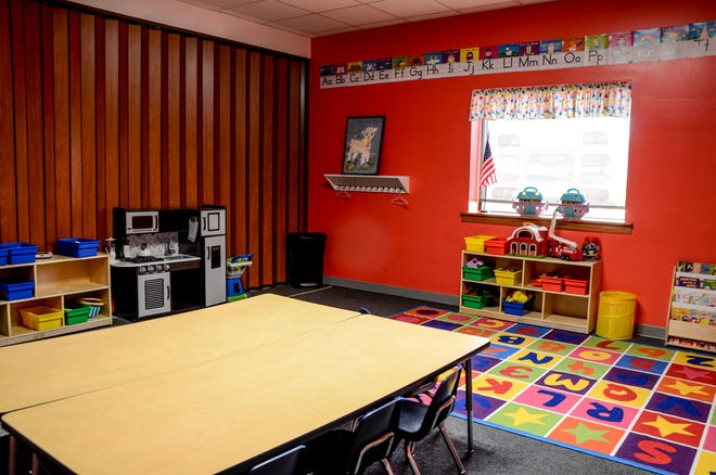 The supply demand gap for childcare slots more than doubled from 2012 to 2018, increasing from a shortage of 485 slots to 1,850 slots. The Childcare Center at Turning Point Church of The Nazarene will help combat the shortage.