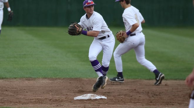 Ascension Catholic short stop Jacob Dunn is one of the parish baseball players to watch in 2021.