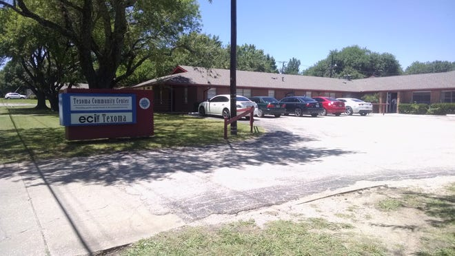 Texoma Community Center is located at 315 McLain St. in Sherman.