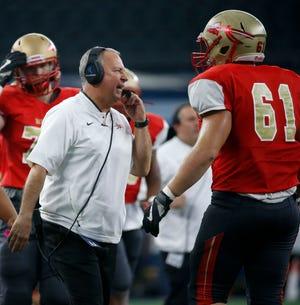 South Grand Prairie head coach Brent Whitson has accepted the job to lead the Denison football program. He was a 6A South Grand Prairie for the past 10 seasons.