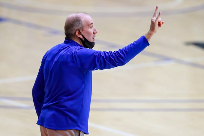 LCU coach Todd Duncan and the Chaparrals are the No. 2 seed for the NCAA South Central Regional tournament at the Rip Griffin Center. First-round games are Saturday, the semifinals Sunday and the championship game March 16. LCU has a first-round bye.
