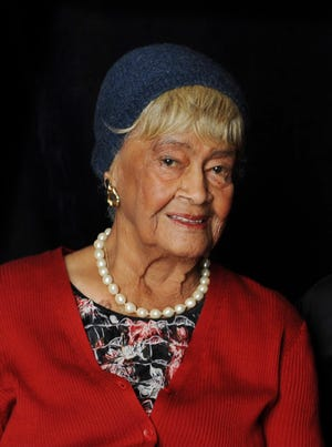 Olivia L. Chappell 100th birthday