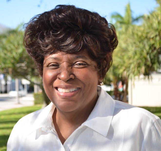 Lake Worth Beach City Commissioner Carla Blockson.