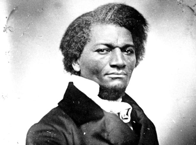 """In an 1878 speech in New York, former slave turned abolitionist Frederick Douglass warned of a """"lawless and revolutionary"""" spirit in the country in the aftermath of the Civil War."""