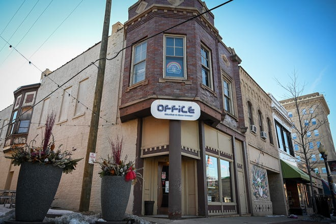 The Office Niteclub, 513 E. State St., Rockford, received $3,000 in financial support from the Barstool Fund to help it through the coronavirus pandemic.