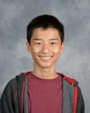 Bill Zhao, a senior at Eastside High School, is the district's Sunshine State Scholar for 2020.