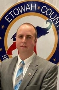 Ryan Preston recently was elected as the 2021-22 chairman of the Etowah County Republican Party.