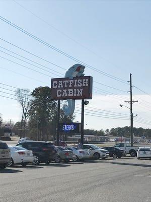 Catfish Cabin on U.S. Highway 431 in Albertville has been open since 1977.