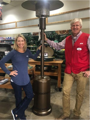 David and Angela Lake Majure own and operate Southeast Ace, which has an Ace Hardware store in Northport and another store to open soon in south Tuscaloosa. Southeast Ace also has stores in  Birmingham, Pell City, and Meridian, Mississippi. [Submitted Photo]
