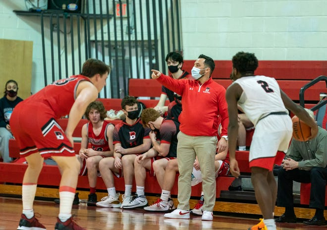 Bernards boys basketball coach Tim Palek stepped down after eight seasons and is taking over as head coach at Hillsborough.