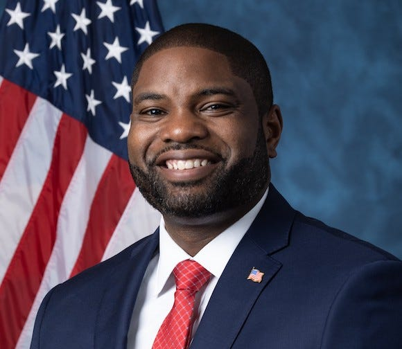 Byron Donalds, a Republican from Naples, represents most of Lee and Collier counties in Congress as the Florida District 19 U.S. Representative.