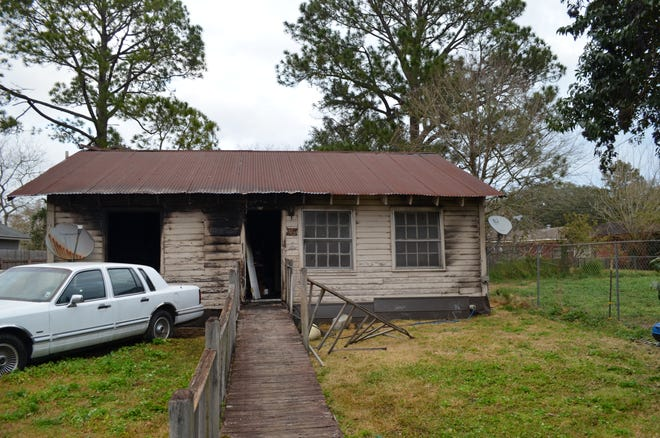 Fatal fire in Lafayette occurred Feb. 26 at 3:18 a.m. Lafayette Fire Department was called to a single-family home with flames coming from a bedroom window in the 100 block of Theriot Street.