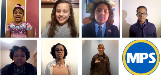 Milwaukee Public Schools students share speeches inspired by Dr. Martin Luther King Jr.