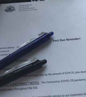 If your past-due notices are coming to your business and you need help, give Las Cruces Utilities a call to see how COVID-19 financial assistance can help ease your utility bill burden.