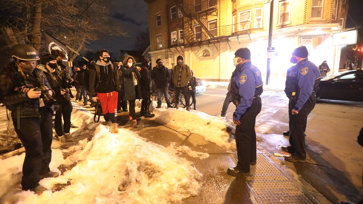 Black police officers in Rochester open up about wearing the badge amid racial reckoning