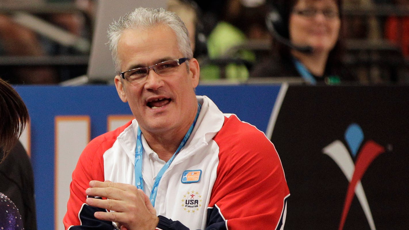 Opinion: In death, former Olympic coach John Geddert once again causes harm to the gymnasts he abused