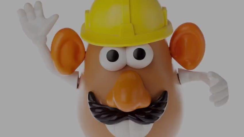 Hasbro announces Mr. Potato Head will now be gender neutral