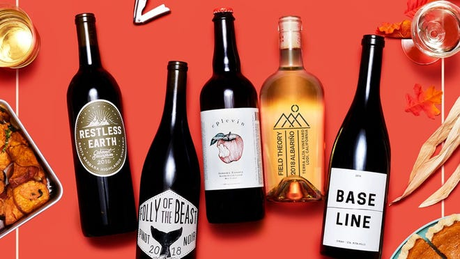 What better way to pass the time than by discovering new wine?