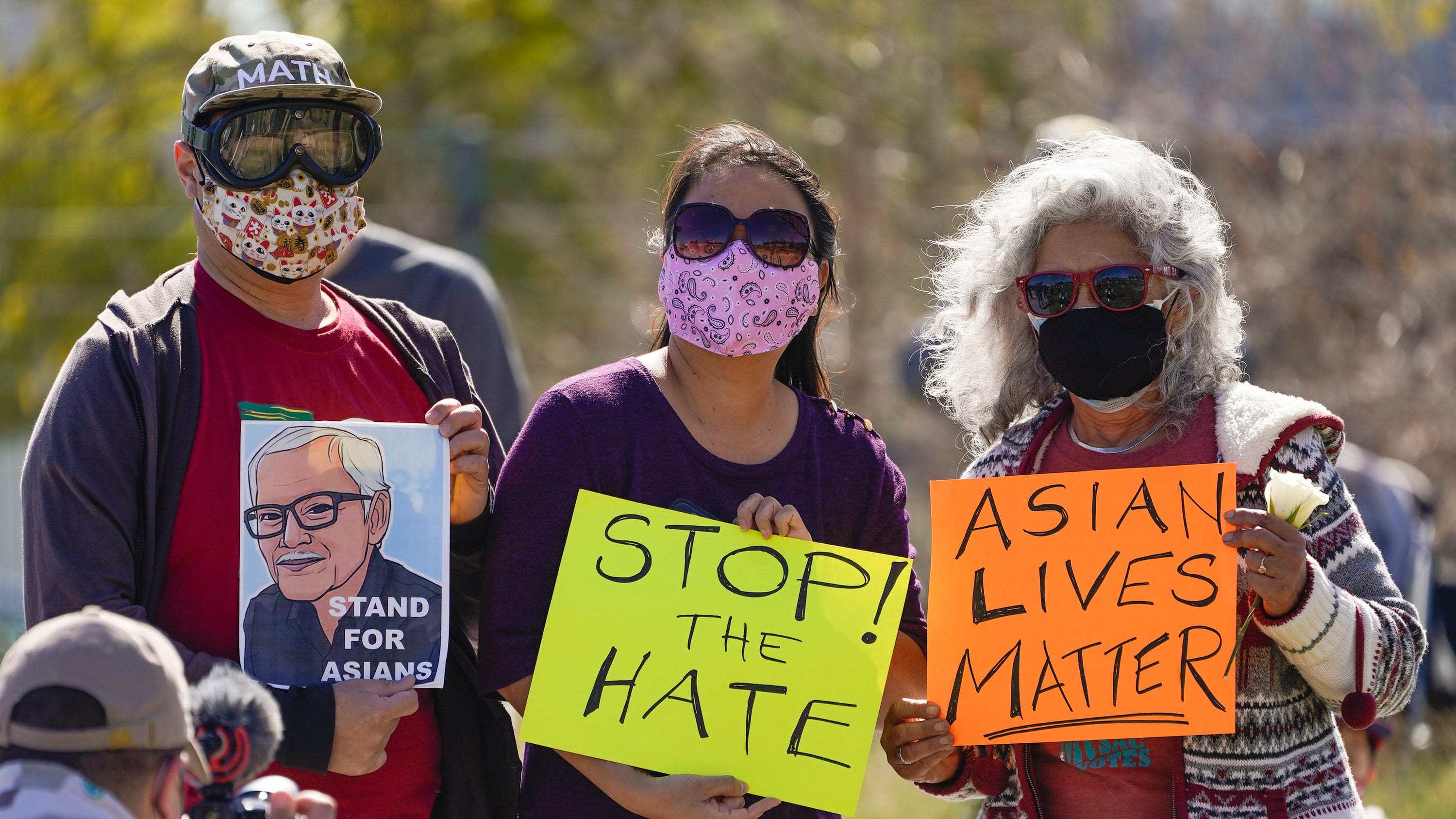 www.usatoday.com: Hate crimes against Asian Americans are on the rise. Here's what activists, lawmakers and police are doing to stop the violence