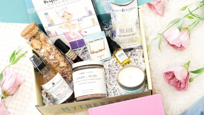 These self-care boxes are put together by real therapists.