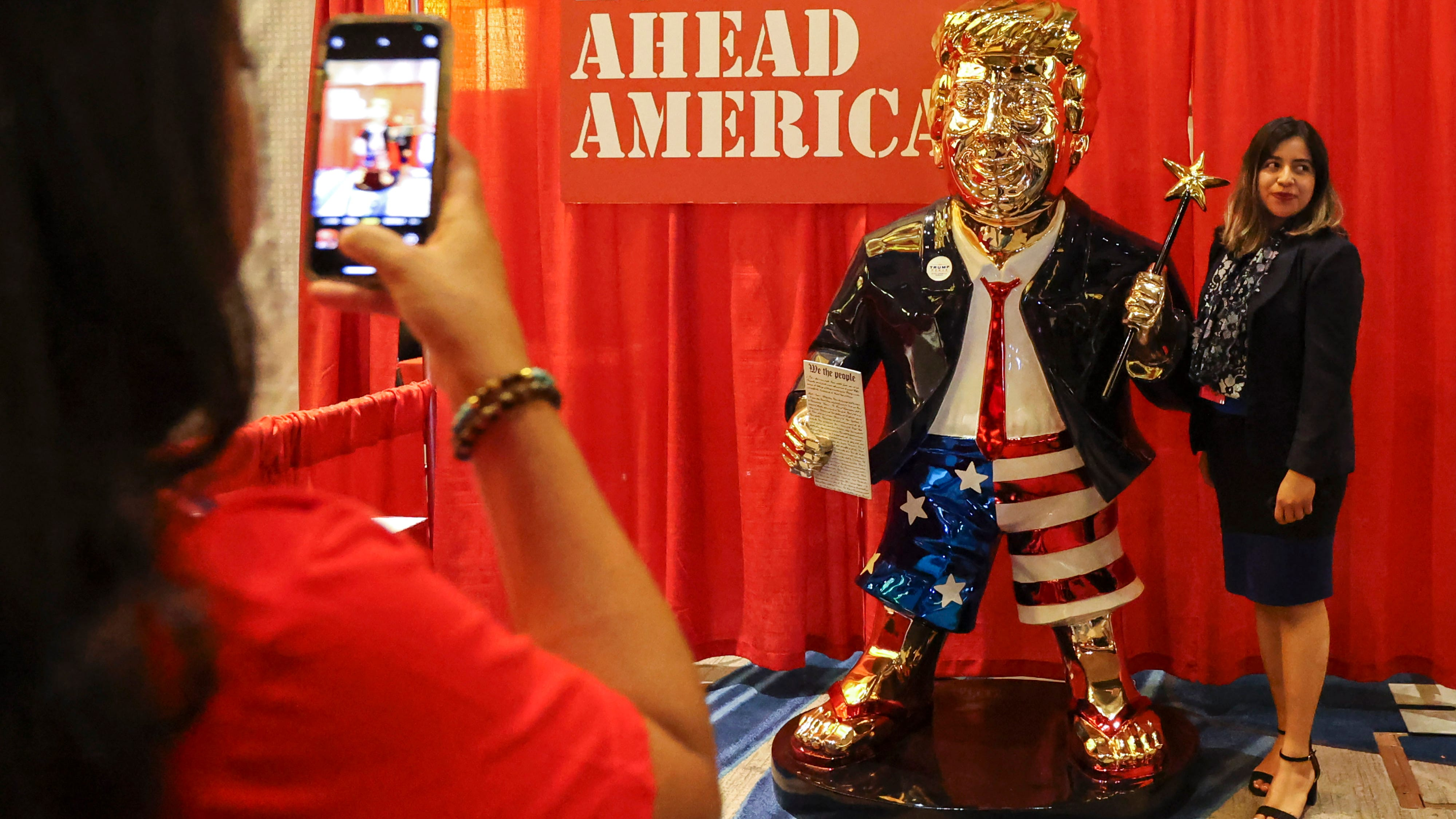 Donald Trump still protests the 2020 election; CPAC is here to help