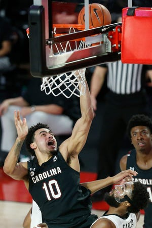 Justin Minaya is the latest player to pledge to Providence for the 2021-22 season.