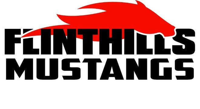 FLINTHILLS MUSTANGS LOGO