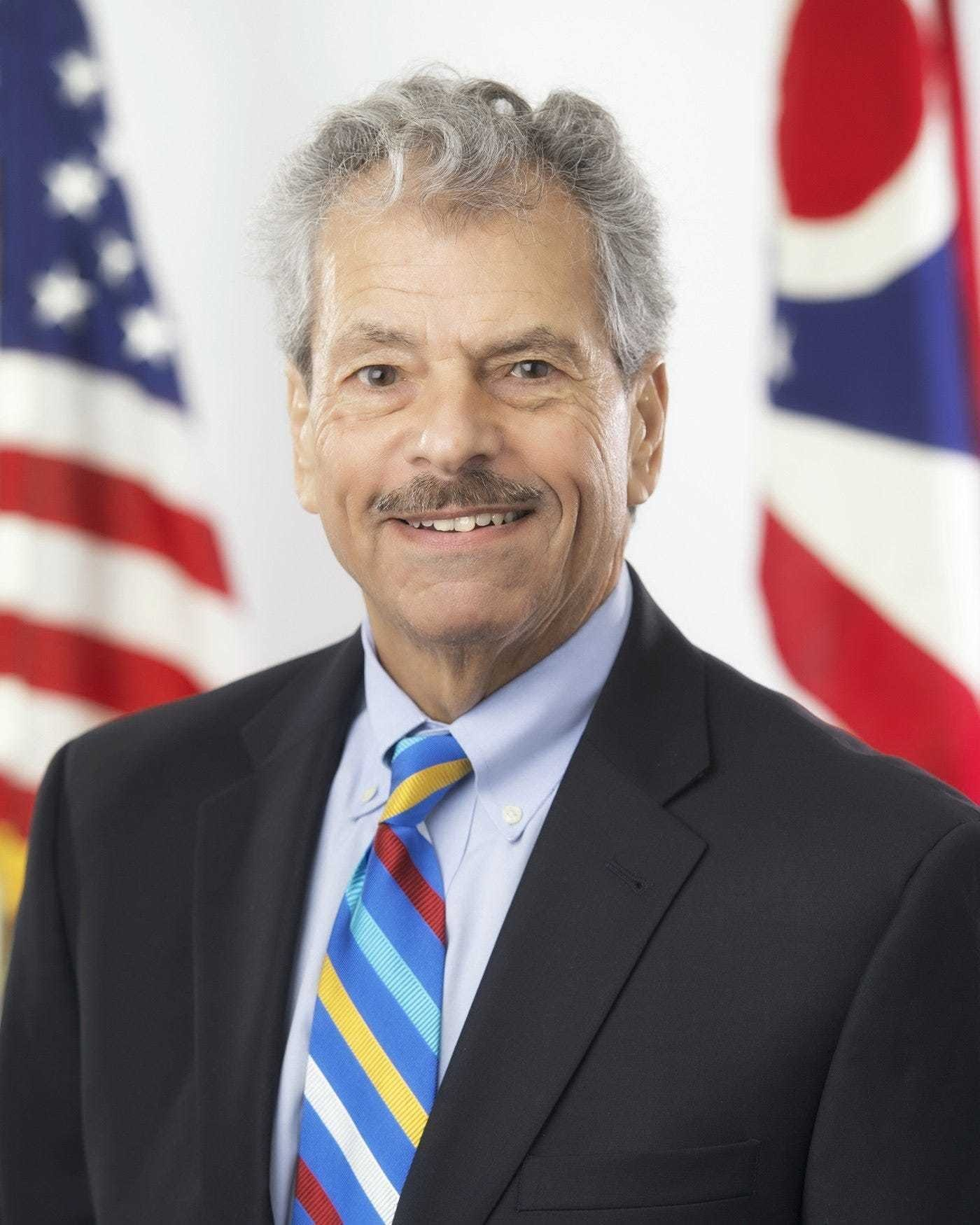 Sam Randazzo, who resigned late last year as chairman of the Public Utilities Commission of Ohio.