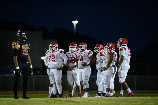 After losing its opening game of the season at Jack Britt, Seventy-First returns home to face Hoke County. The Falcons have won six of the last seven games in the series.