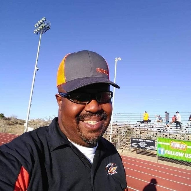 The community is mourning the death of town resident Delvin Tumbling, 45, who graduated from Apple Valley High School and supported youth football in numerous ways.