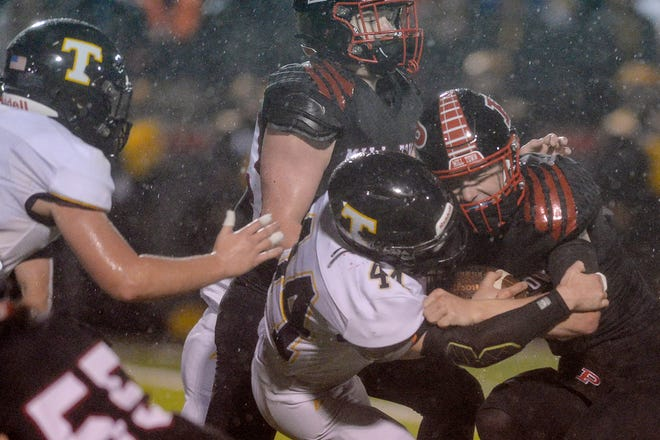 Pisgah blew out Tuscola 44-14 in Week 1 of the spring season. But a lot has changed since then — including the teams' conference.