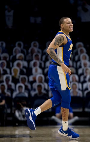 Freshman guard C.J. Wilcher will be joining  sophomores KyKy Tandy and Daniel Ramsey as Musketeers who have decided to join the transfer portal.