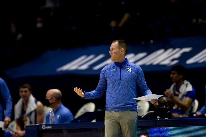 After the NCAA ruled that teams can't add another game, head coach Travis Steele and his Musketeers will have to wait for their fate on Selection Sunday.