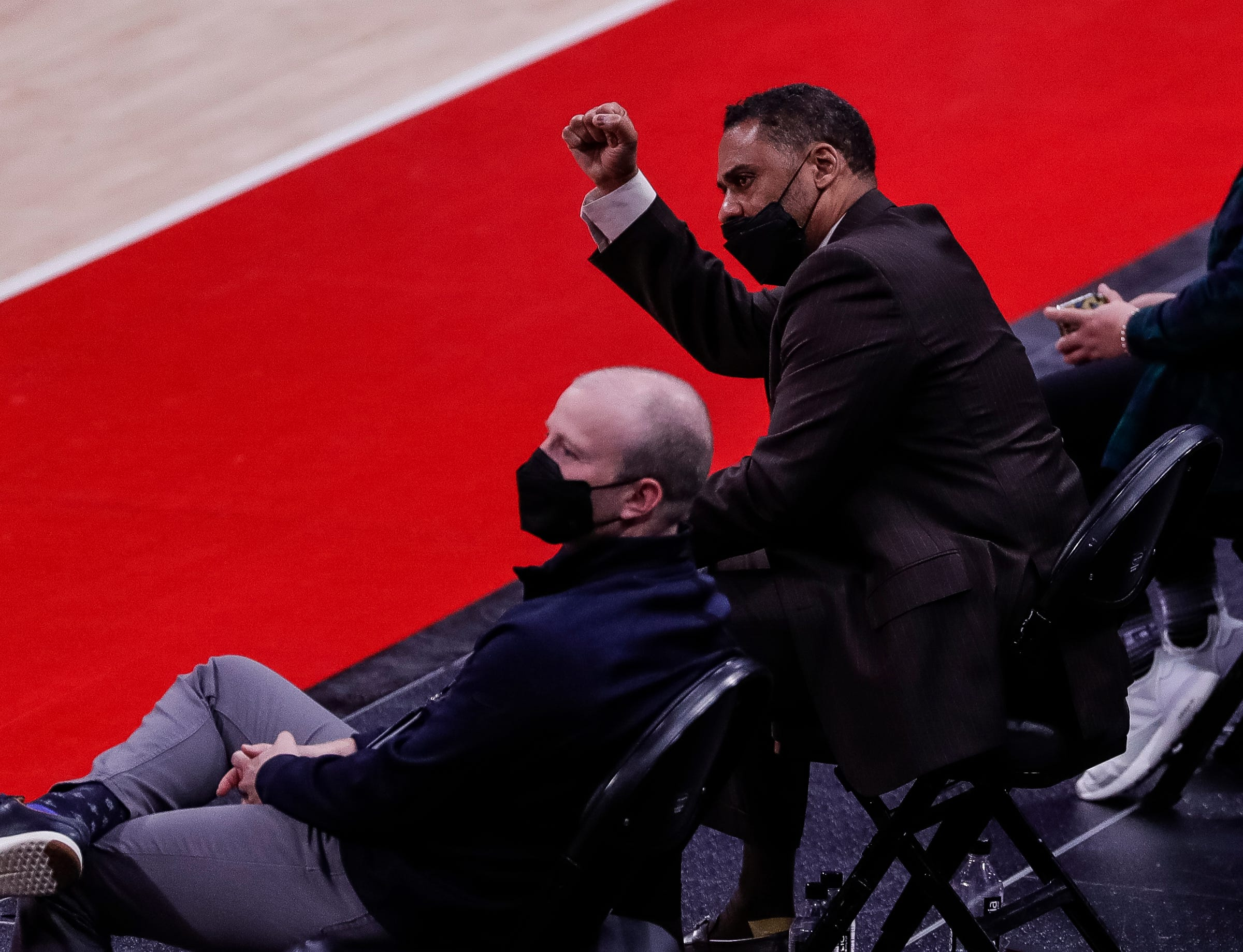 Detroit Pistons GM Troy Weaver on No. 1 pick: 'Such a talented group of players to choose from'