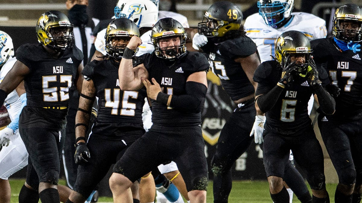 Alabama State opens up spring football season against Southern