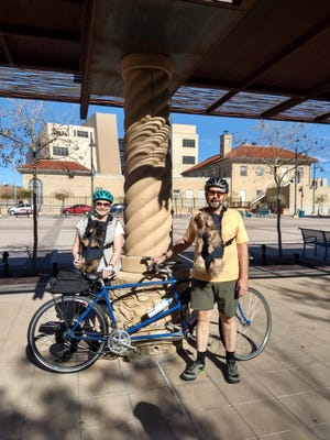Jim and Barbara Toth turn to advocacy after Jim was hit by a distracted driver while riding his bike on March 20, 2020.