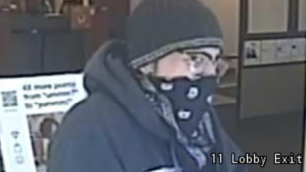 FBI: Robber dubbed the Piggy Bank Bandit hits 2 more banks in Phoenix, 6 since December