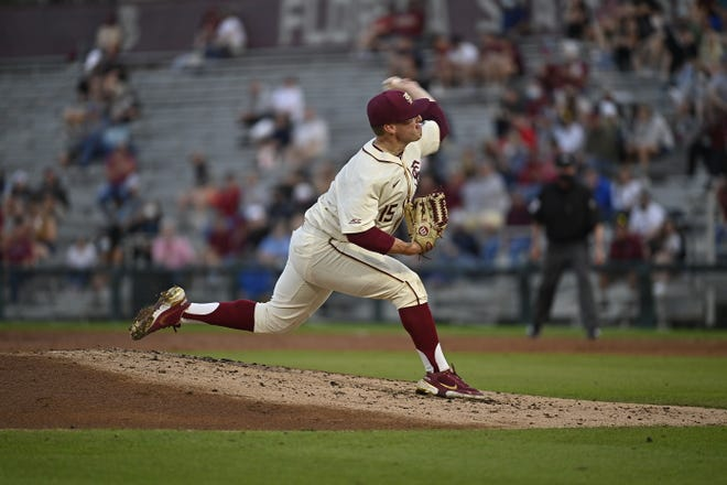 FSU pitcher Parker Messick and the Seminoles (7-6, 4-5 in ACC) have won three of their last games entering weekend series against Miami