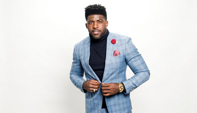 "TV host and author Emmanuel Acho will replace ""Bachelor"" host Chris Harrison for this season's ""After the Final Rose"" special."
