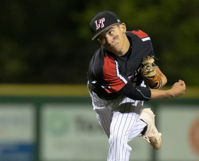 Lake Travis senior Alec Grossman has signed to pitch for Texas next season. His Cavaliers are the top-ranked team in Central Texas.