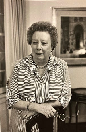 Margaret Twiggs, longtime Augusta political reporter, interviewed presidents from Eisenhower to Reagan, and saw World War II firsthand in Europe.