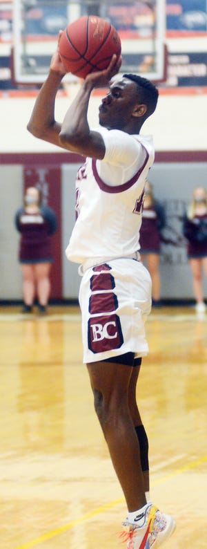 Bethel junior Clifford Byrd II scored 22 points Saturday in a 71-52 win over Southwestern. Byrd was named second-team all-conference.