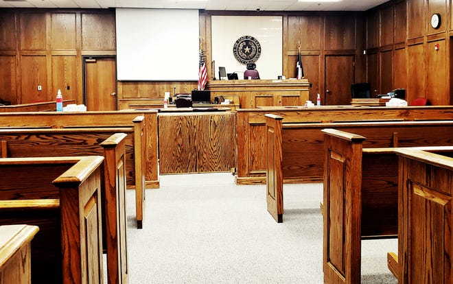 The first trial in Lubbock since February 2020, will be held in the 364th District Court.