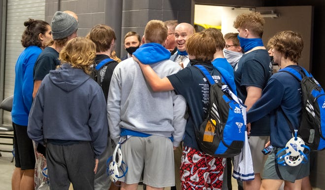After leading Washburn Rural to boys and girls state championships in late February, Damon Parker announced Tuesday on Twitter that he was resigning as boys coach at the end of the 2020-21 school year.