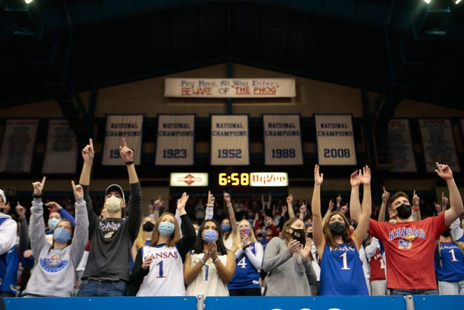 Student-athletes at the University of Kansas and other universities could profit off of their name, likeness and image under legislation being considered in the Kansas House.