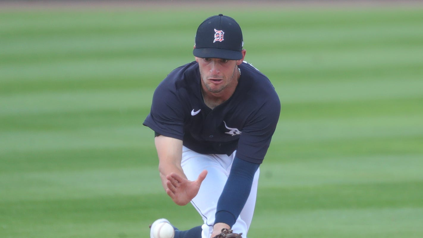 Detroit Tigers' Zack Short getting closer to MLB debut; Michael Fulmer ready to start