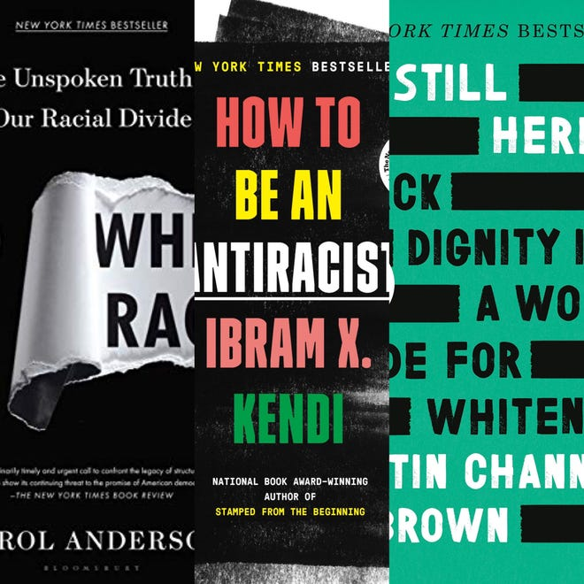 Nicole's recommendations on books to educate yourself about the Black experience.
