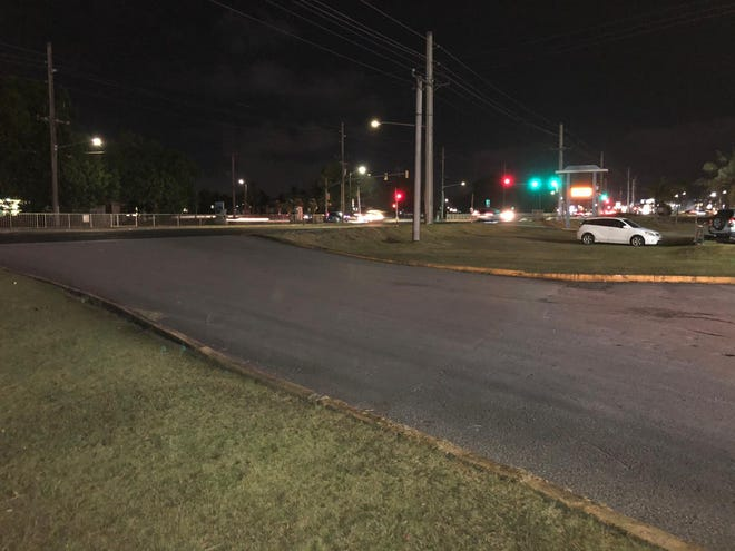 Man killed in auto-pedestrian accident Saturday evening